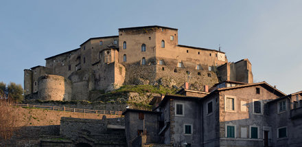 La Rocca dei Borgia a Subiaco