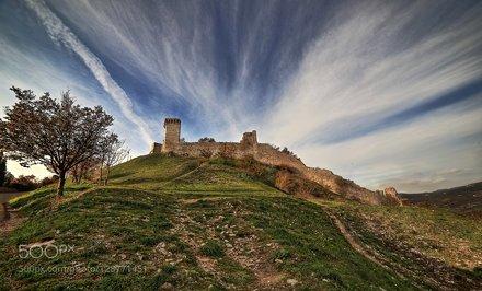 Rocca Maggiore - Assisi (Itay)