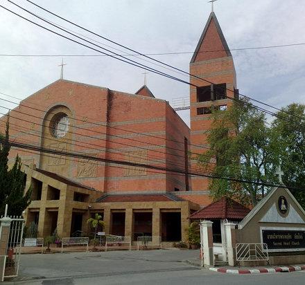 De Heilig Hart kerk