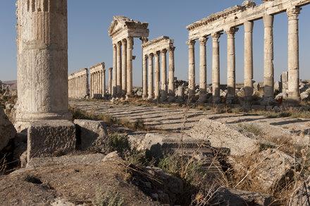 Apamea X. The Ruler's Palace