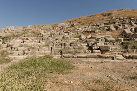 Apamea. The Theater V