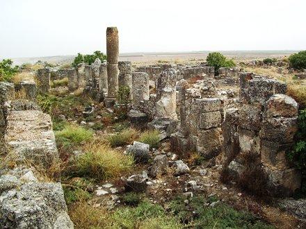 Boutiques en ruines