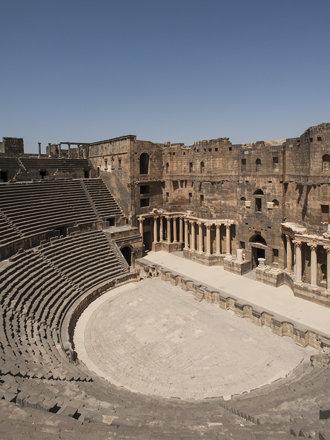 Bosra -II: The Great Theatre