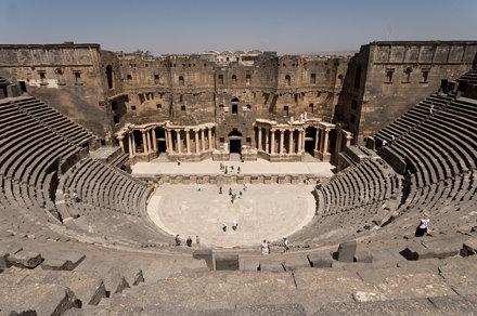 Bosra - I: The Great Theatre