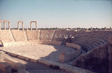 Palmyra - theatre