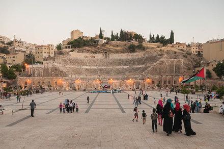 Amman's Roman Theatre