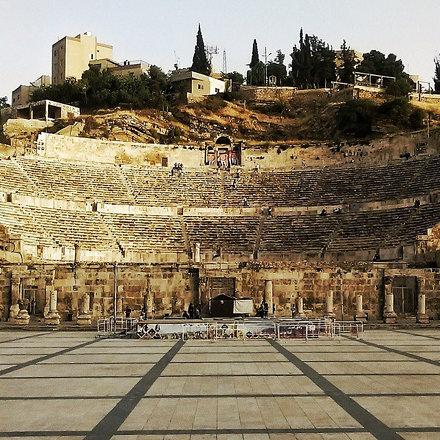 Near the Roman Theatre #Amman #Jordan #photo #photos #pic #pics #picture #pictures #snapshot #art #b
