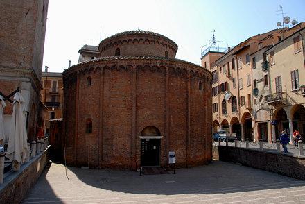 The Rotonda di San Lorenzo