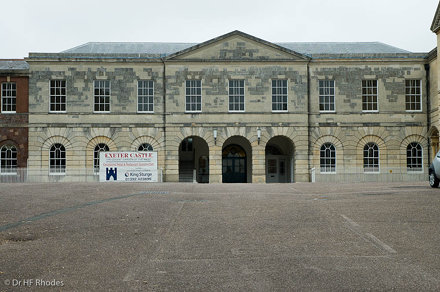 Rougemont Castle up for grabs, Exeter, Devon
