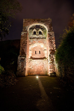 Smiley Tower is smiling