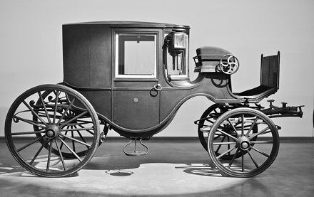 Town vehicles (19th Century)