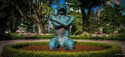 2014 - Vancouver - 2014-2016 Biennale - Bird Wrap
