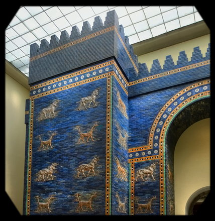 Berlin - Pergamonmuseum - Ishtar Tor 02
