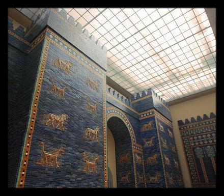 Berlin - Pergamonmuseum - Ishtar Gate