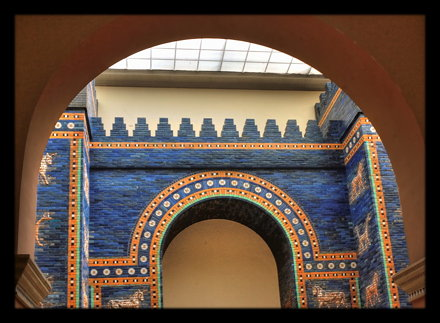 Berlin - Pergamonmuseum - Ishtar Tor 03