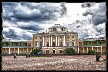 Pavlovsk Palace. Павловский Дворец.