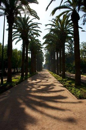Merdoukh (Isesco) Park