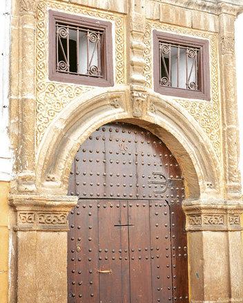 #casablanca #maroc #maison #Marocco #morocco #arc #architecture #archi #architettura #porta #porte #