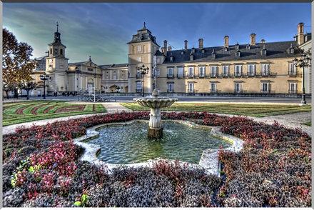 Palacio de El Pardo - Madrid - España (Spain)