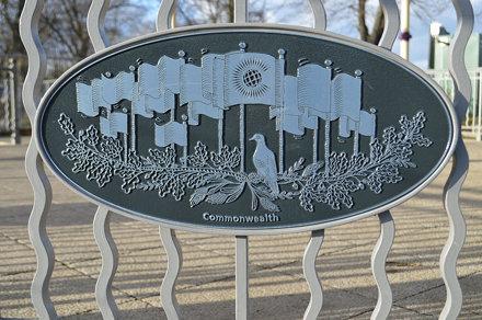 Commonwealth plaque