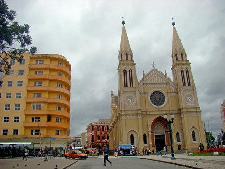 Catedral Basílica Menor Nossa Senhora da Luz dos Pinhais