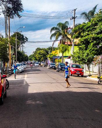 Rua XV de Novembro - Itaqui-RS