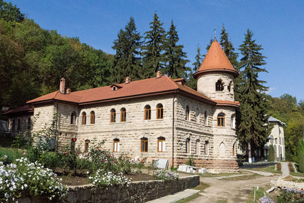 Rughi Monastery - Moldova