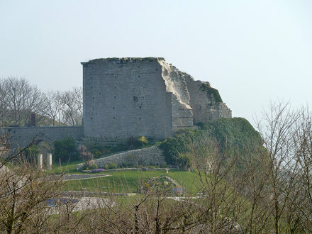 Dorset ruin