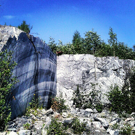 #мрамор #карьер #рускеала #карелия #природа #лето #marble #quarry #ruskeala #karelia #summer #nature