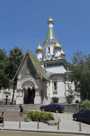 Church of St. Nicholas, 22.07.2015.