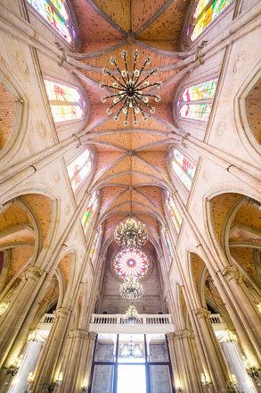 石室聖心大教堂 Sacred Heart Cathedral ,石室 Stone House