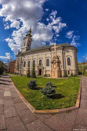 Orthodox Church in Novi Sad