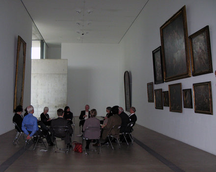 Main Gallery, Old Masters Symposium