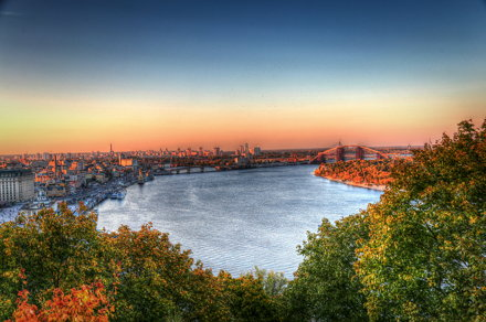 Kiev Landscape