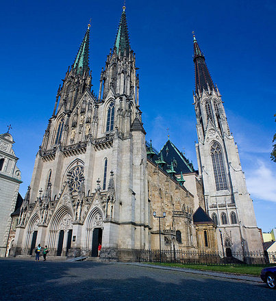 Cathedral of Olomouc