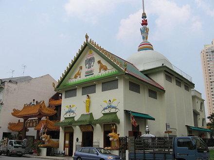 Храм Тысячи лампад