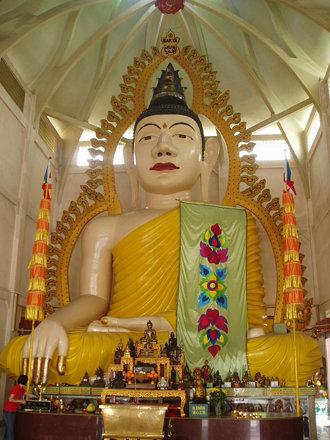 Buddha, Sakya Muni Buddha Gaya Temple