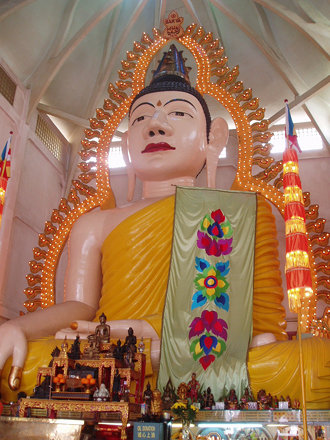 Buddha of 1000 Lights