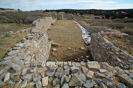 Ruins of Gran Quivira Old Mission