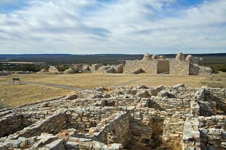 Gran Quivira Pueblo