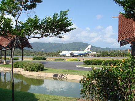 Samui Airport (USM), Thailand
