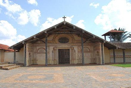 San Javier, Ñuflo de Chávez