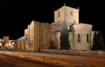 Basilique San Vincente - Avila