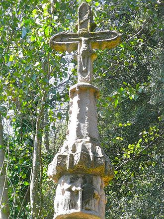 Creu a Foixà