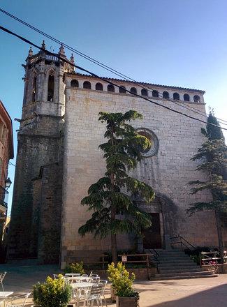 Sant Isidor de La Pera