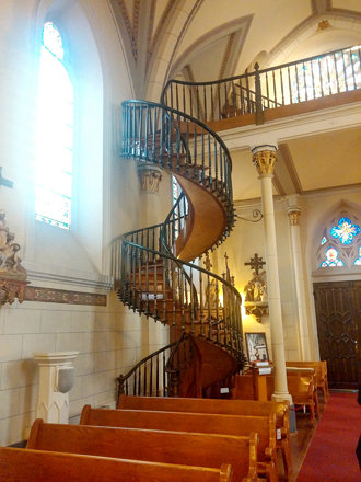 The Loratto Stairway