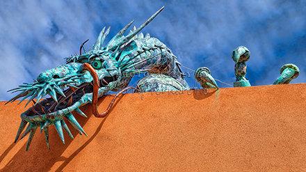 Santa Fe Dragon