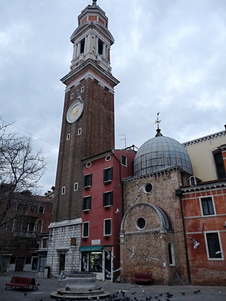 Chiesa dei Santi Apostoli, Venezia