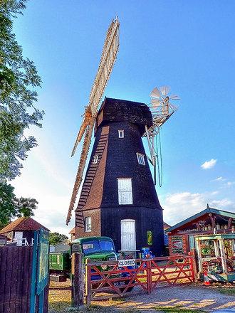 Windmill 133 - Sarre Mill, Kent, UK