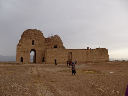 0809 The Sarvestan Palace - 03